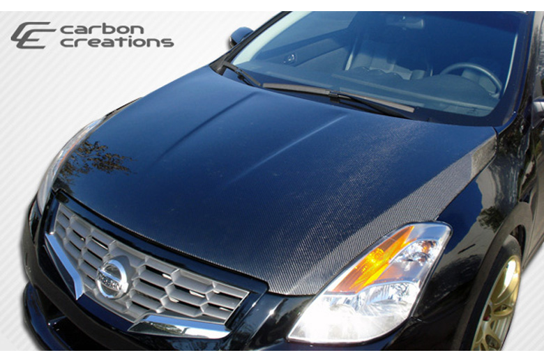 2009 Nissan Altima Carbon Creations Hood