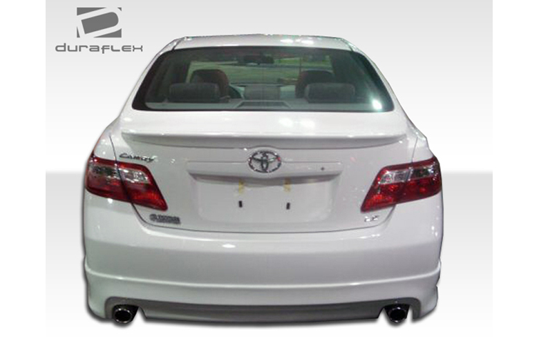 2011 Toyota Camry Duraflex Racer Rear Lip (Add On)
