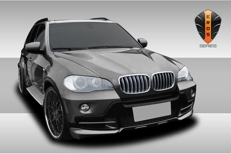 duraflex bmw x5 2007 2010 eros version 1 body kit. Black Bedroom Furniture Sets. Home Design Ideas