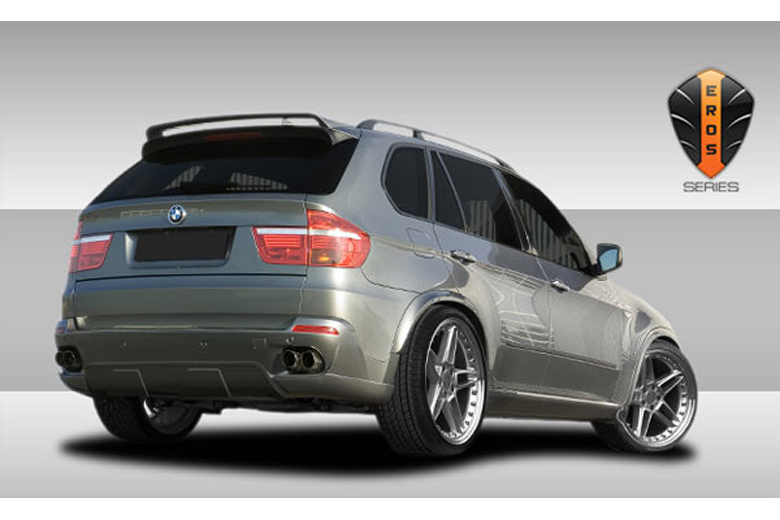 2008 BMW X5 Couture Eros Version 1 Rear Lip (Add On)