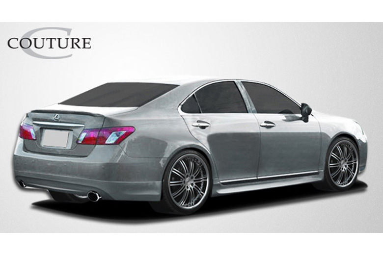 2009 Lexus ES Couture VIP Rear Lip (Add On)