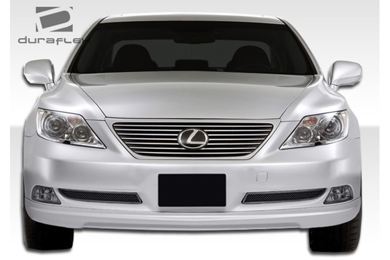 2007 Lexus LS Duraflex W-1 Front Lip (Add On)