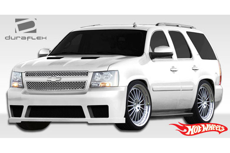 2011 Chevrolet Suburban Duraflex Hot Wheels Body Kit