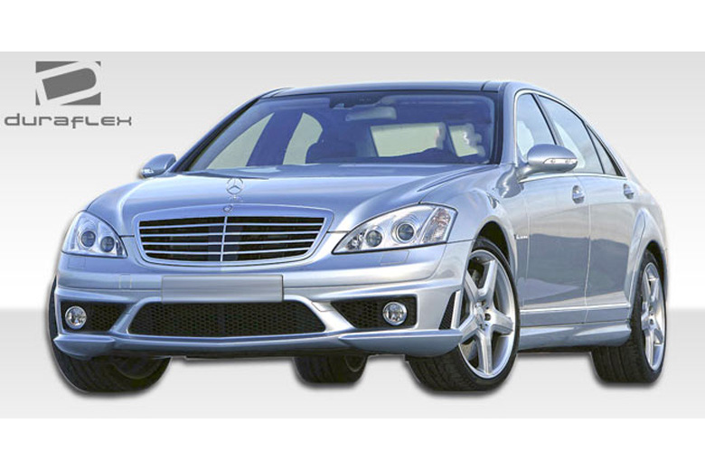 2010 Mercedes S-Class Duraflex S65 Look Body Kit