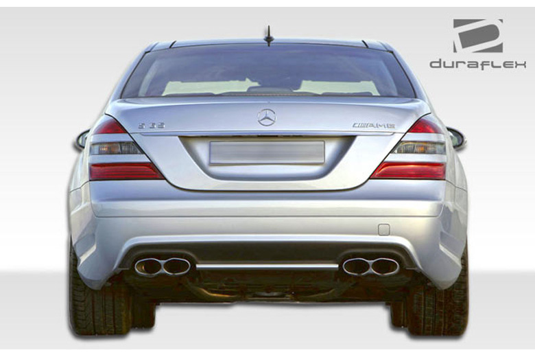 2010 Mercedes S-Class Duraflex S65 Look Bumper (Rear)