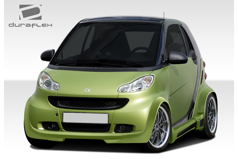 2010 Smart ForTwo Duraflex GT300 Body Kit
