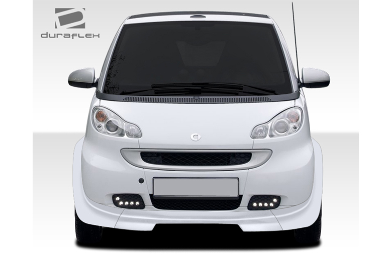 2010 Smart ForTwo Duraflex GT300 Front Lip (Add On)