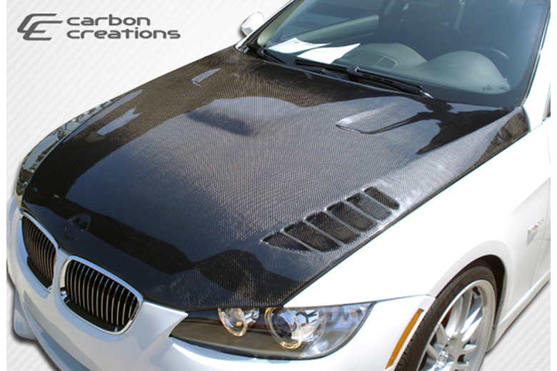 2008 BMW 3-Series Carbon Creations Executive Hood