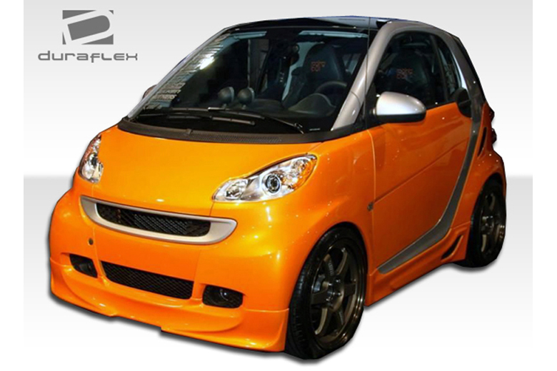 2010 Smart ForTwo Duraflex FX Body Kit