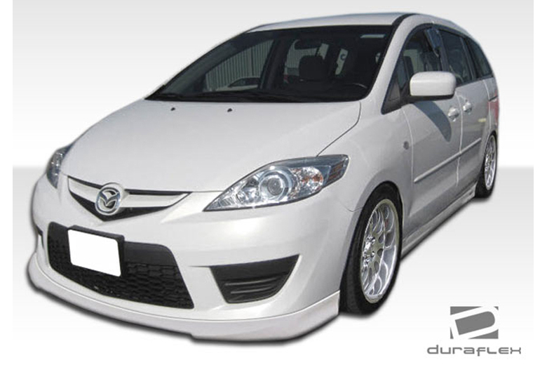 2010 Mazda Mazda 5 Duraflex A-Spec Body Kit