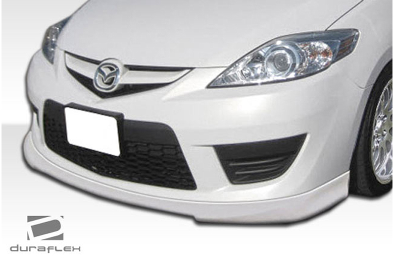 2010 Mazda Mazda 5 Duraflex A-Spec Front Lip (Add On)