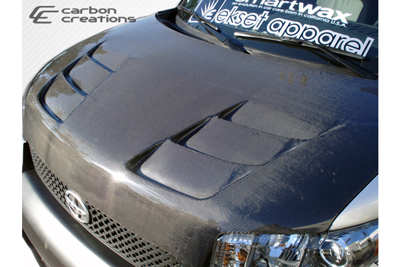 2013 Scion xB Carbon Creations GT Concept Hood