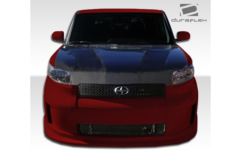 2008 Scion xB Duraflex Racer Front Lip (Add On)