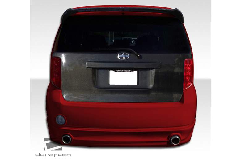 2008 Scion xB Duraflex Racer Rear Lip (Add On)