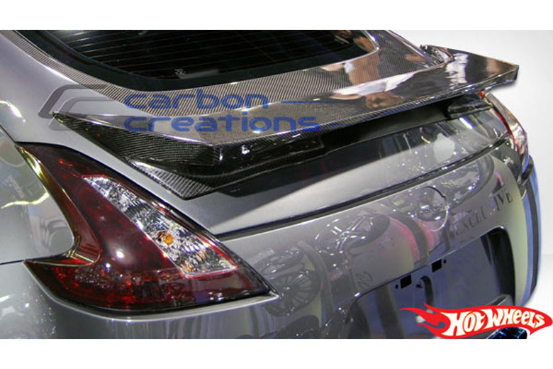 2014 Nissan 370Z Carbon Creations Hot Wheels Spoiler