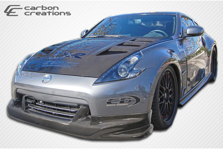 2009 Nissan 370Z Carbon Creations N-1 Body Kit