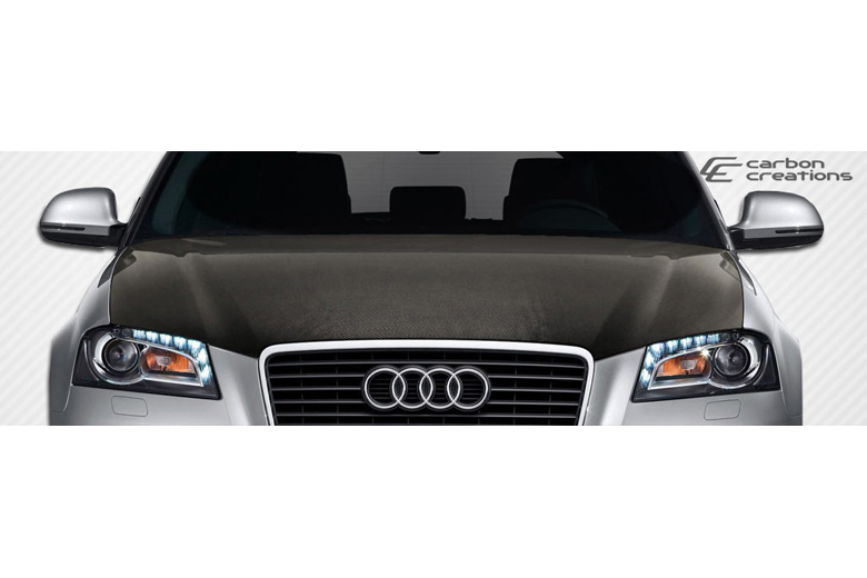 2013 Audi A3 Carbon Creations Hood