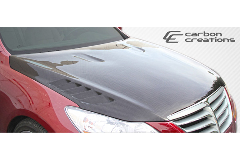 2012 Hyundai Genesis Carbon Creations Executive Hood