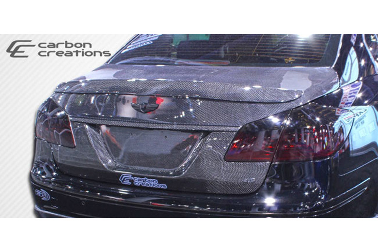 2012 Hyundai Genesis Carbon Creations Trunk / Hatch