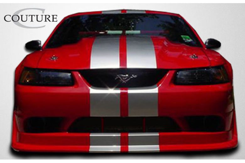 2001 Ford Mustang Couture Cobra R Bumper (Front)
