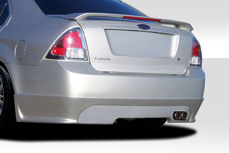 2006 Ford Fusion Duraflex Racer Rear Lip (Add On)