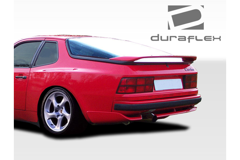 1984 Porsche 924 Duraflex 944 Look Rear Lip (Add On)