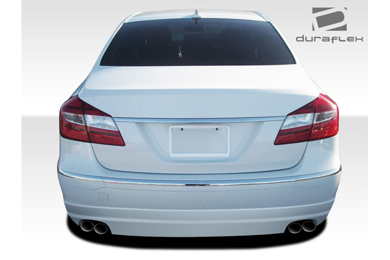 2009 Hyundai Genesis Duraflex Executive Rear Lip (Add On)
