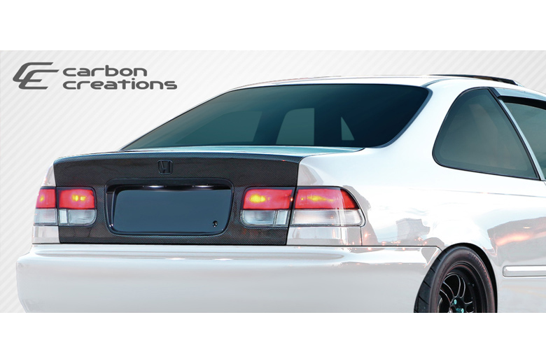 1996 Honda Civic Carbon Creations Trunk / Hatch