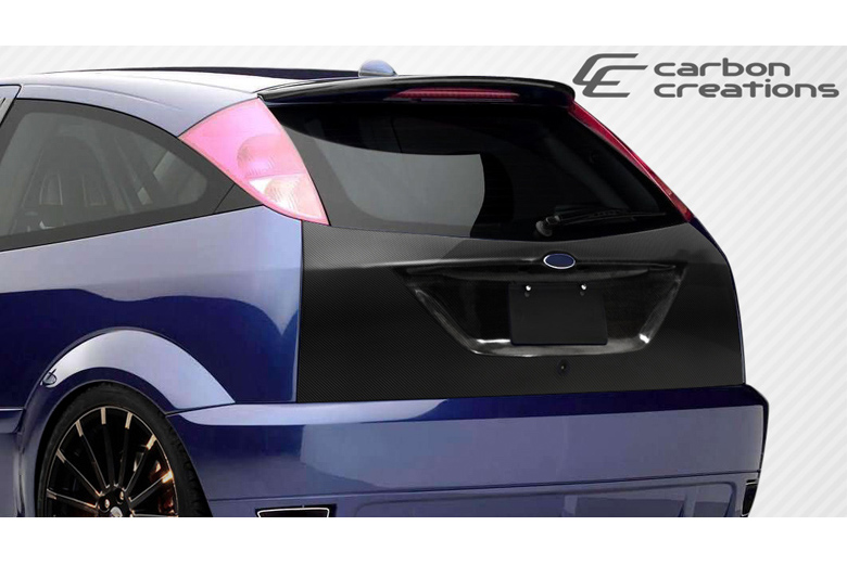 2001 Ford Focus Carbon Creations Trunk / Hatch
