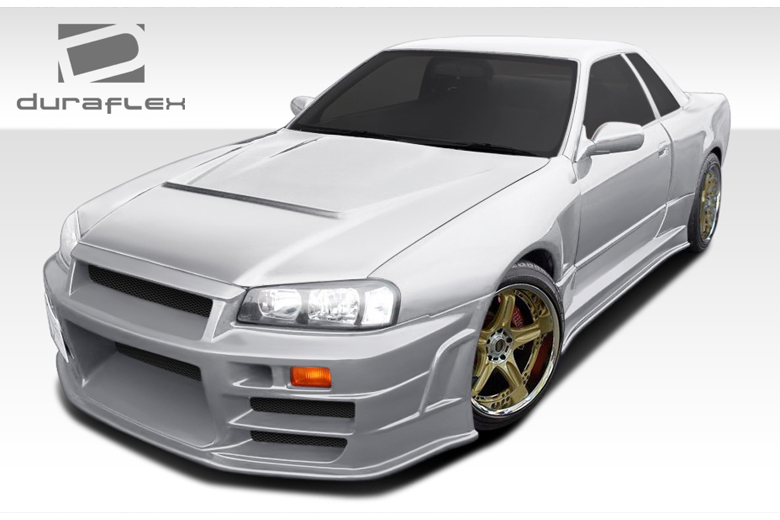 1994 Nissan Skyline Duraflex R324 Conversion Body Kit