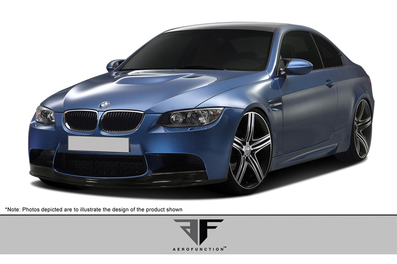 2013 BMW M-Series Aero Function AF-1 Front Lip (Add On)