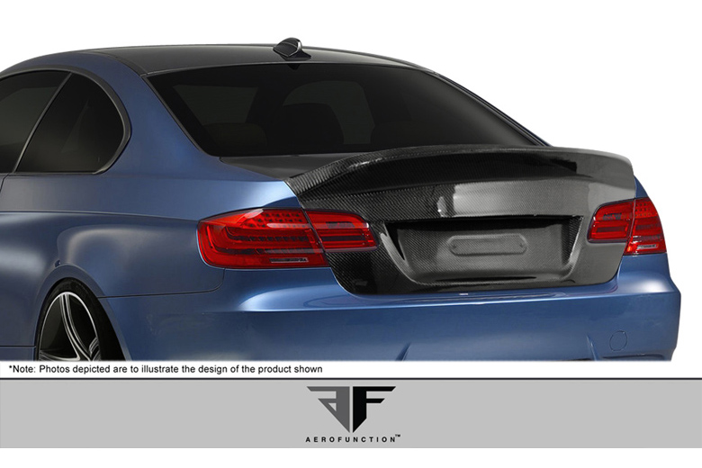 2013 BMW M-Series Aero Function AF-1 Trunk / Hatch