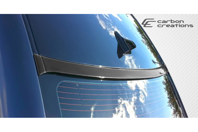 2011 Lexus IS Carbon Creations VIP Spoiler