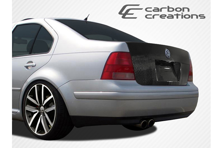 2004 Volkswagen Jetta Carbon Creations Trunk / Hatch
