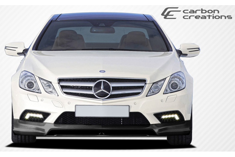 2011 Mercedes E-Class Carbon Creations CR-S Front Lip (Add On)