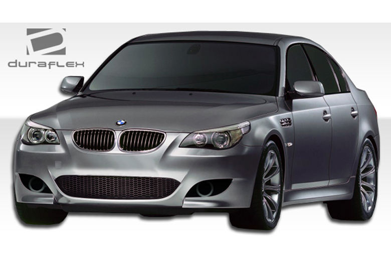 2008 BMW 5-Series Duraflex M5 Look Body Kit