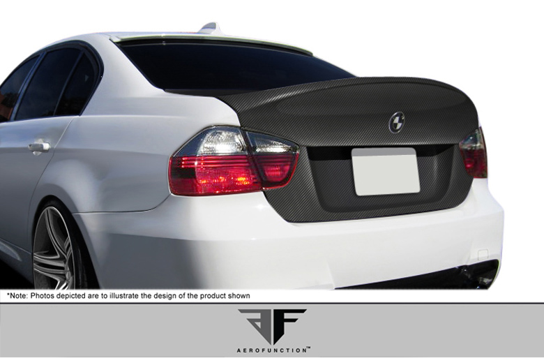 2006 BMW 3-Series Aero Function AF-1 Trunk / Hatch