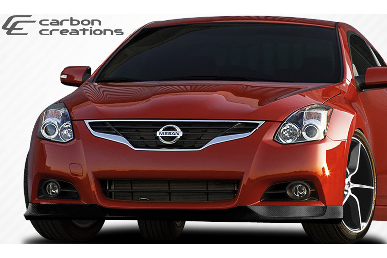2011 Nissan Altima Carbon Creations GT-1 Front Lip (Add On)