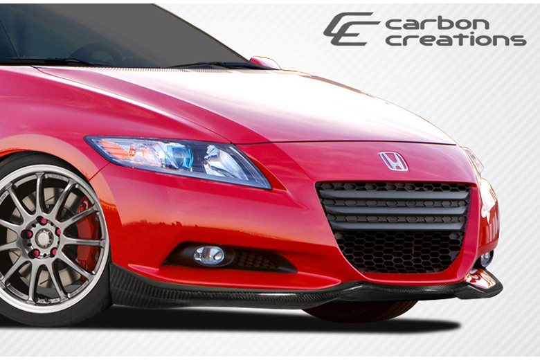 2011 Honda CR-Z Carbon Creations JP Design Front Lip (Add On)