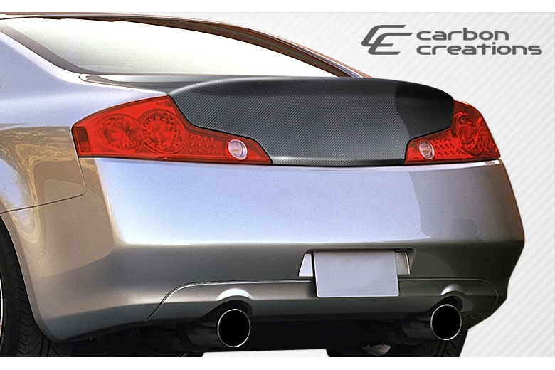 2006 Infiniti G35 Carbon Creations HD-R Trunk / Hatch