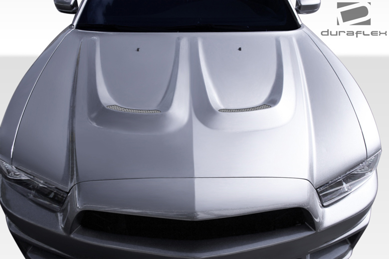 2014 Dodge Charger Duraflex Hot Wheels Hood