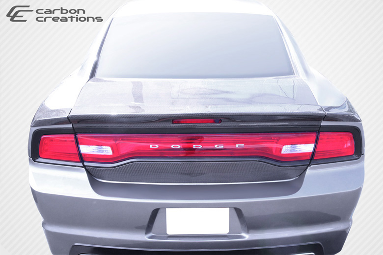 2014 Dodge Charger Carbon Creations Hot Wheels Spoiler