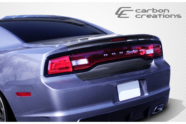 2014 Dodge Charger Carbon Creations Trunk / Hatch