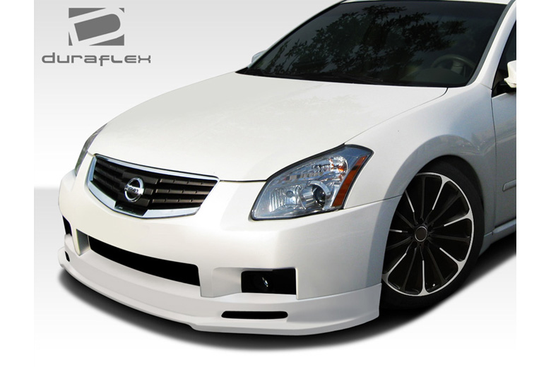 2007 Nissan Maxima Duraflex N-Spec Front Lip (Add On)