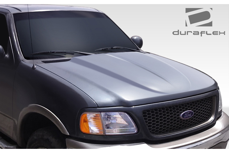 1997 Ford Expedition Duraflex Cowl Hood