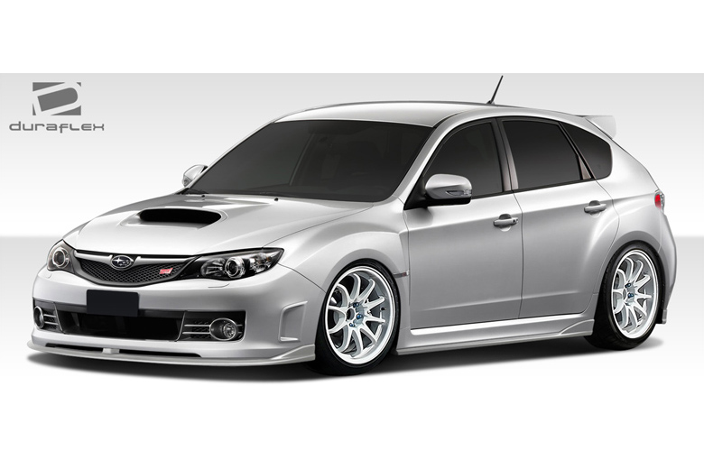 2008 Subaru Impreza Duraflex C-Speed 2 Body Kit