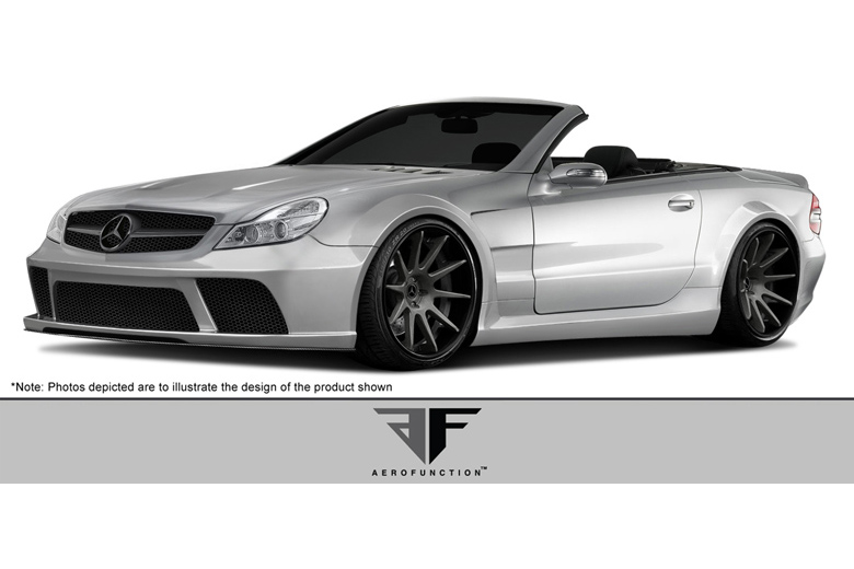 2004 Mercedes SL-Class Aero Function AF-Signature Series 2 Body Kit