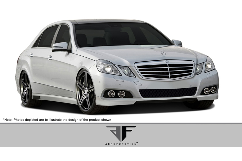 2011 Mercedes E-Class Aero Function AF-1 Body Kit