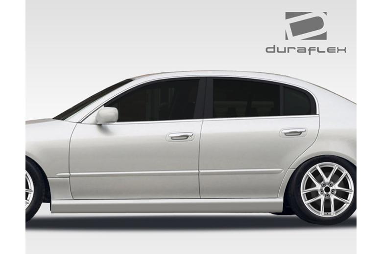 Duraflex Infiniti Q45 2002 2006 Vip Sideskirts