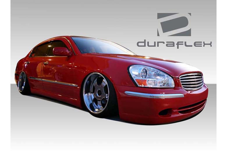 2002 Infiniti Q45 Duraflex VIP Body Kit
